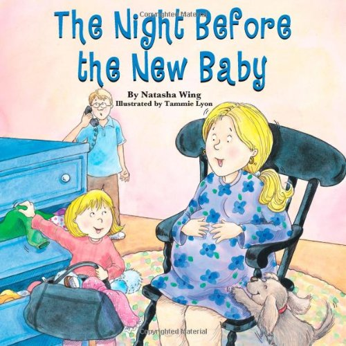 9780448426563: The Night Before the New Baby