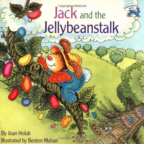 9780448426570: Jack and the Jellybeanstalk (Reading Railroad)