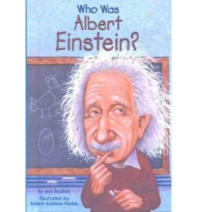 9780448426594: Who Was Albert Einstein? GB