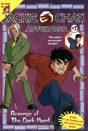 9780448426709: Revenge of the Dark Hand with Cards (Jackie Chan Adventures)