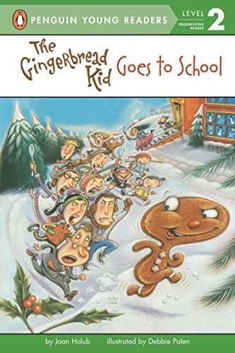 9780448426747: The Gingerbread Kid Goes to School (Penguin Young Readers. Level 2)