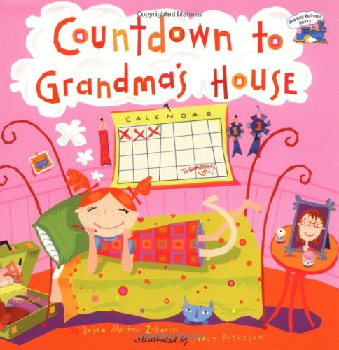 9780448428130: Countdown to Grandma's House (Reading Railroad)