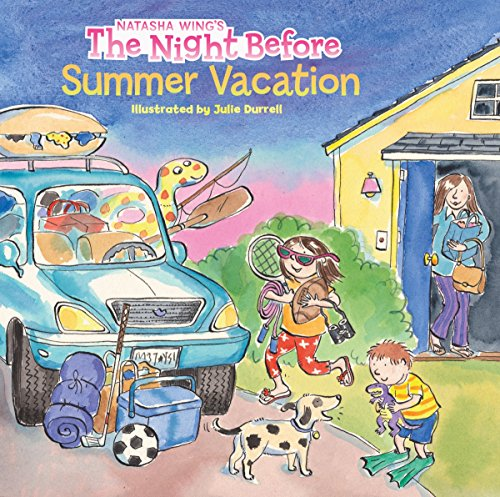 9780448428307: The Night Before Summer Vacation
