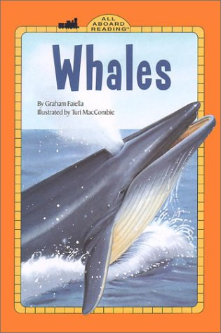 9780448428376: Whales (GB) (All Aboard Reading)