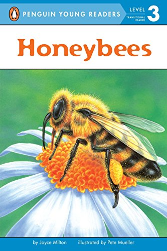 9780448428468: Honeybees (Penguin Young Readers, Level 3)