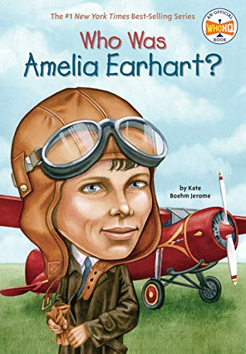 9780448428567: Who Was Amelia Earhart?