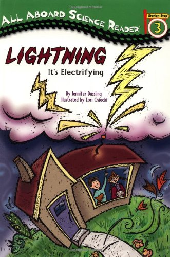 9780448428604: Lightning: It's Electrifying (All Aboard Science Reader)