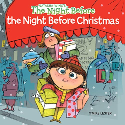 9780448428727: The Night Before the Night Before Christmas (Reading Railroad Books)