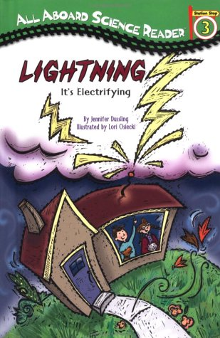 9780448428772: Lightning: It's Electrifying (GB): It's Electrifying! (All Aboard Science Reader)