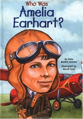 9780448428864: Who Was Amelia Earhart?