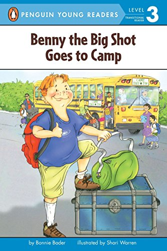 9780448428949: Benny the Big Shot Goes to Camp (Penguin Young Readers. Level 3)