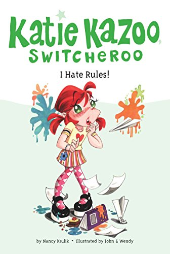 9780448431000: I Hate Rules! (Katie Kazoo, Switcheroo)