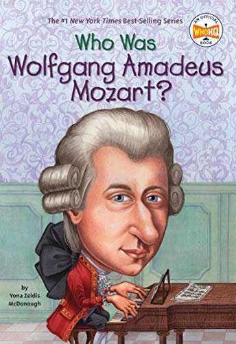 9780448431048: Who Was Wolfgang Amadeus Mozart?
