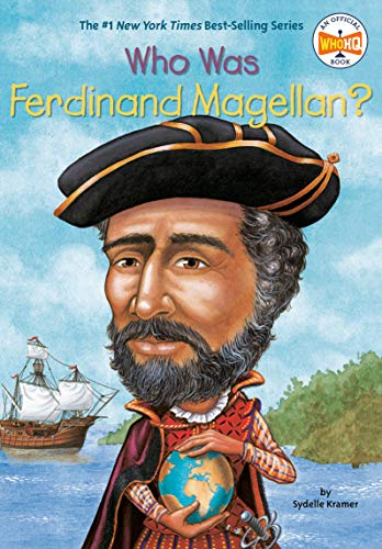 9780448431055: Who Was Ferdinand Magellan?