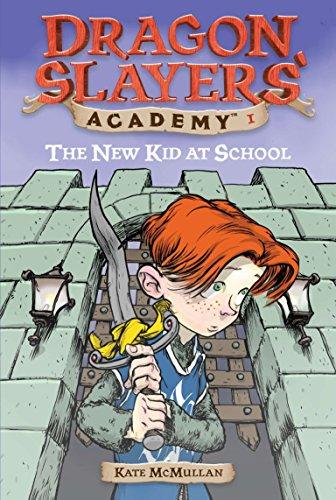 9780448431086: The New Kid at School (Dragon Slayers' Academy, No. 1)