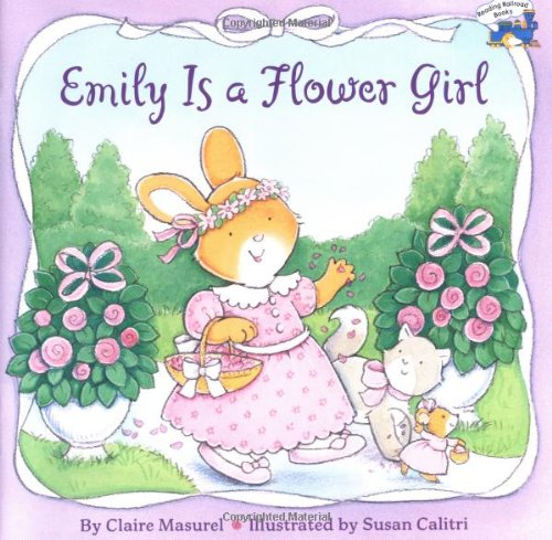 9780448431277: Emily Is a Flower Girl