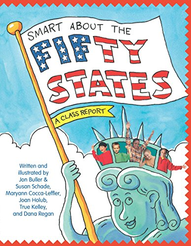 9780448431314: Smart About the Fifty States: A Class Report (Smart About History)