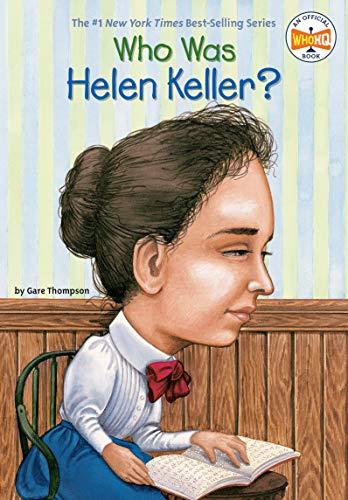 9780448431444: Who Was Helen Keller?