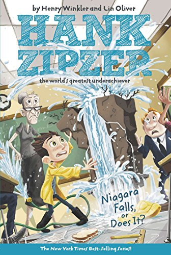 9780448431628: Niagara Falls, Or Does It? #1 (Hank Zipzer)