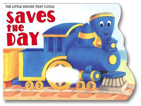 9780448431819: The Little Engine That Could Saves the Day