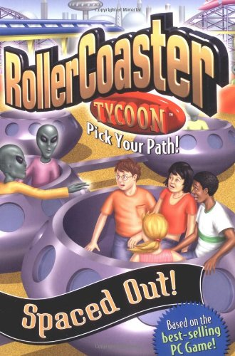 9780448431949: Roller Coaster Tycoon 6: Spaced Out