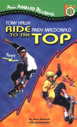 9780448432311: Tony Hawk and Andy MacDonald: Tide to the Top (All Aboard Reading)