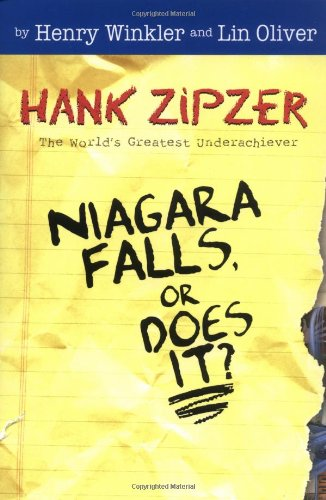 9780448432328: Niagara Falls, Or Does It? #1 (Hank Zipzer)