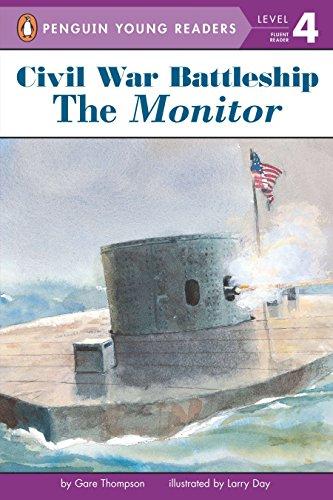 The Monitor: Civil War Battleship, Level 4: Gare Thompson
