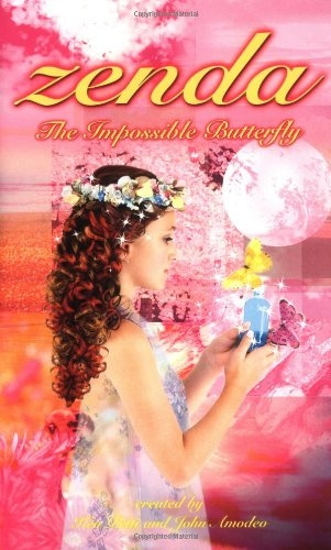 The Impossible Butterfly (Zenda 5): Amodeo, John, West,