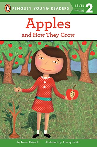 9780448432755: Apples: And How They Grow (Penguin Young Readers, Level 2)