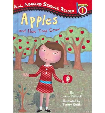 9780448432762: All Aboard Science Reader Station Stop 1 Apples