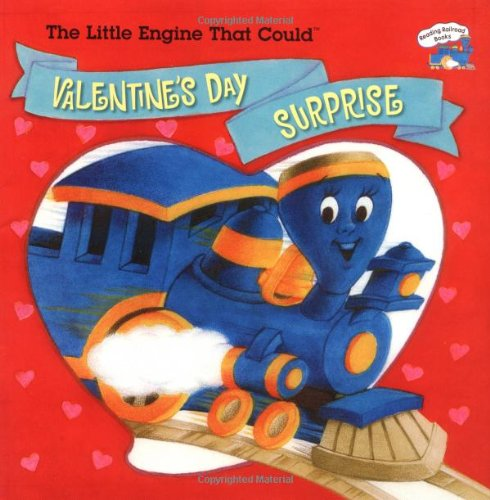 9780448432809: The Little Engine That Could's Valentine's Day Surprise