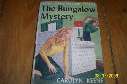 9780448432915: The Bungalow Mystery (Nancy Drew Mystery Stories, Bk 3)