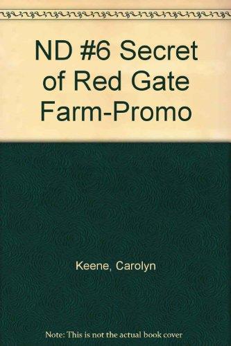 9780448432946: The Secret of Red Gate Farm (Nancy Drew, Book 6)
