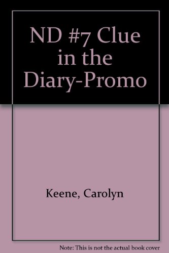 9780448432953: The Clue in the Diary (Nancy Drew, Book 7)