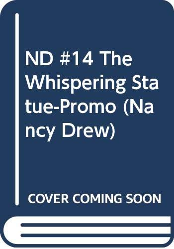 9780448433028: The Whispering Statue (Nancy Drew, Book 14)