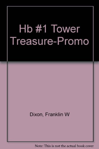 9780448433035: The Tower Treasure (Hardy Boys, Book 1)