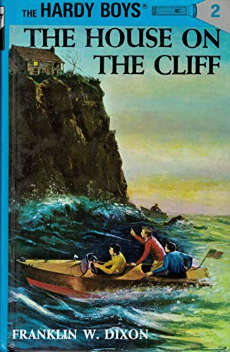 9780448433042: The House on the Cliff (Hardy Boys, Book 2)