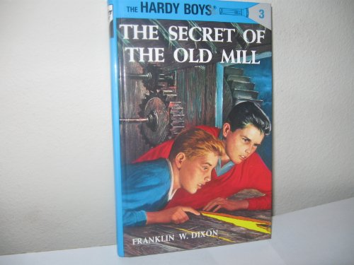 9780448433059: Hb #3 Secret of the Old Mill-Promo