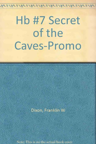 9780448433097: Hb #7 Secret of the Caves-Promo