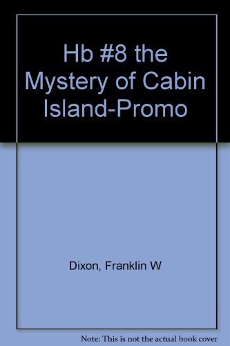 9780448433103: The Mystery of Cabin Island (Hardy Boys, Book 8)