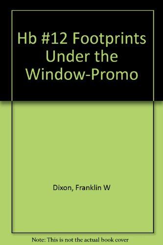 9780448433141: Footprints Under the Window (Hardy Boys, Book 12)