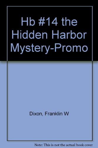 9780448433165: The Hidden Harbor Mystery (Hardy Boys, Book 14)