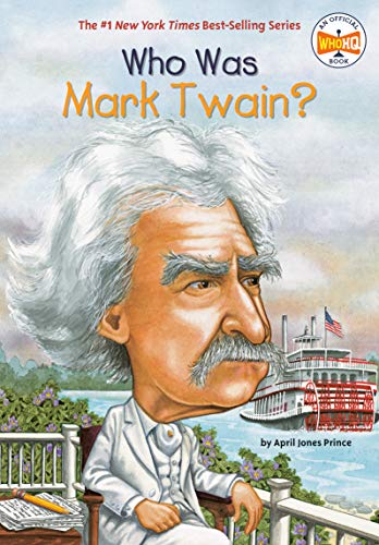 9780448433196: Who Was Mark Twain?