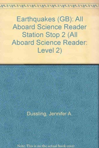 9780448433271: Earthquakes: All Aboard Science Reader Station Stop 2
