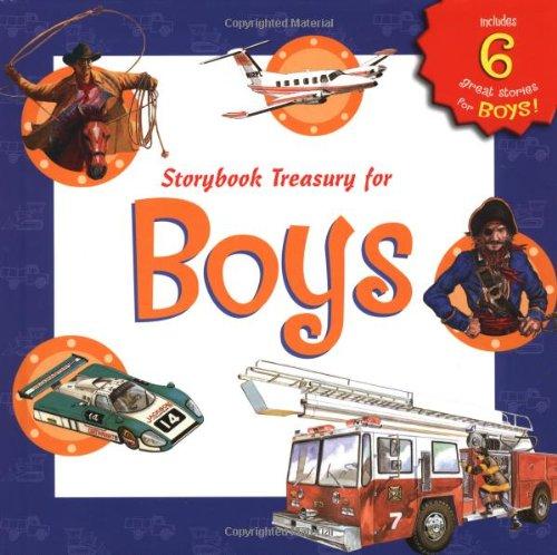 Storybook Treasury for Boys (Storybook Treasuries): Anastasio, Dina; Daly-Weir,