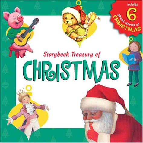 Storybook Treasury for Christmas (Storybook Treasuries) (9780448433394) by Pamela Jane; Heidi Petach; Natasha Wing
