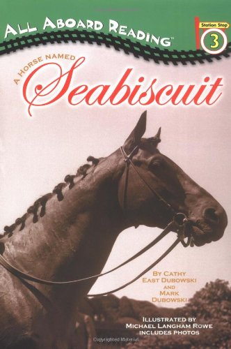 9780448433424: A Horse Named Seabiscuit (All Aboard Reading)