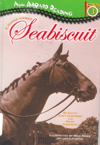 9780448433431: A Horse Named Seabiscuit GB (All Aboard Reading)