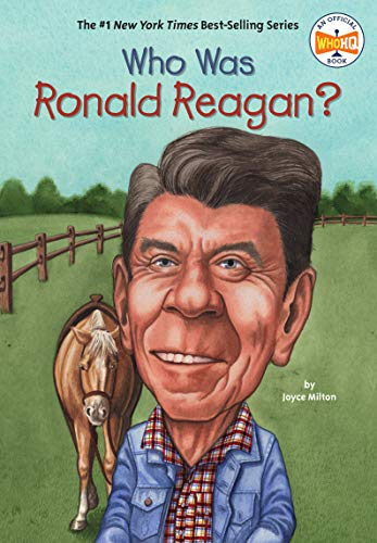9780448433448: Who Was Ronald Reagan? (Who Was...? (Paperback))